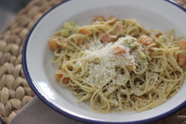 Pasta con aguacate_ Rojo Valentino Blog (6)6