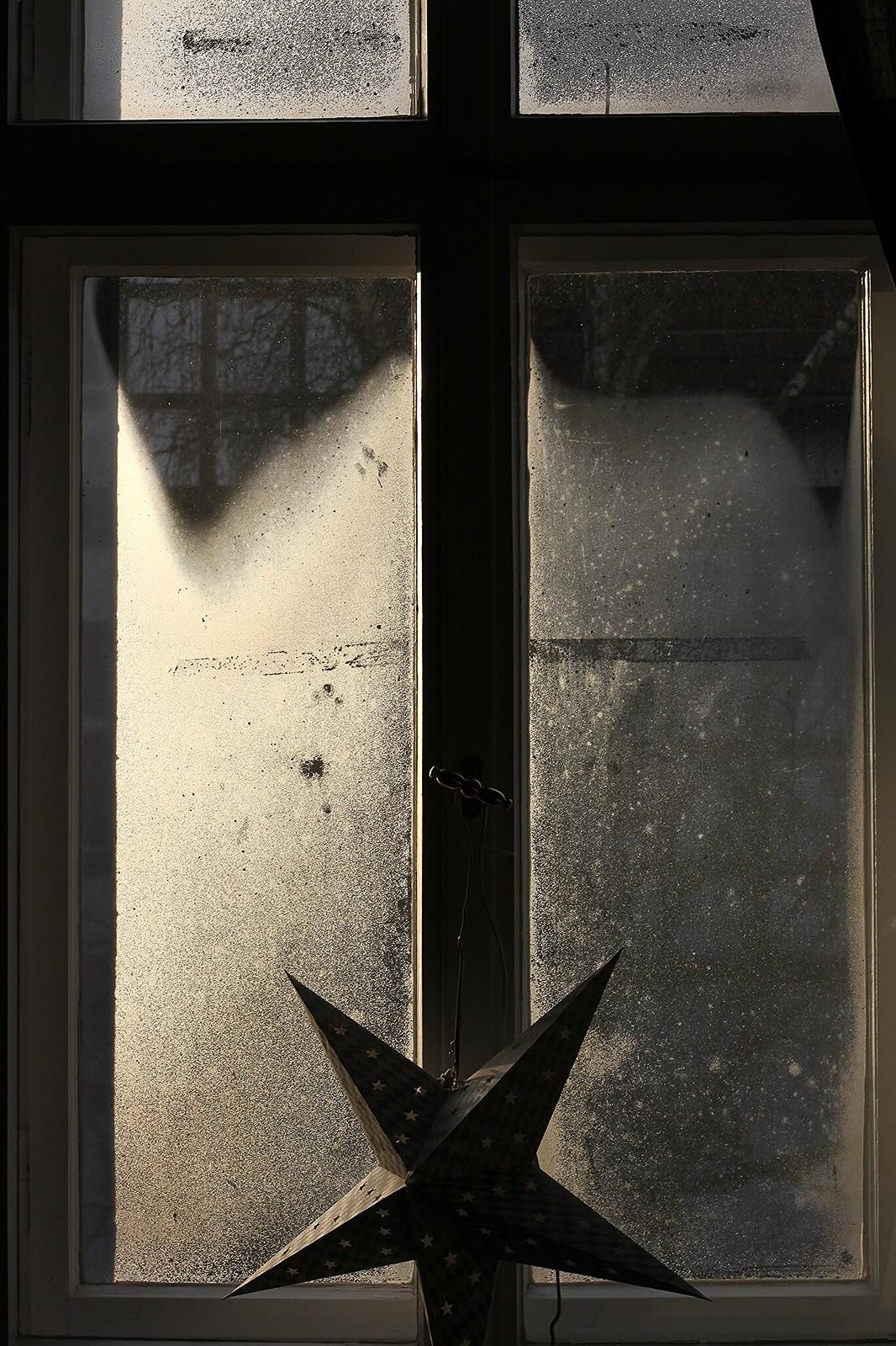 Fenster Stern