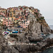 Manarola is the second smallest Cinque Terre town by ivan.kovacevic