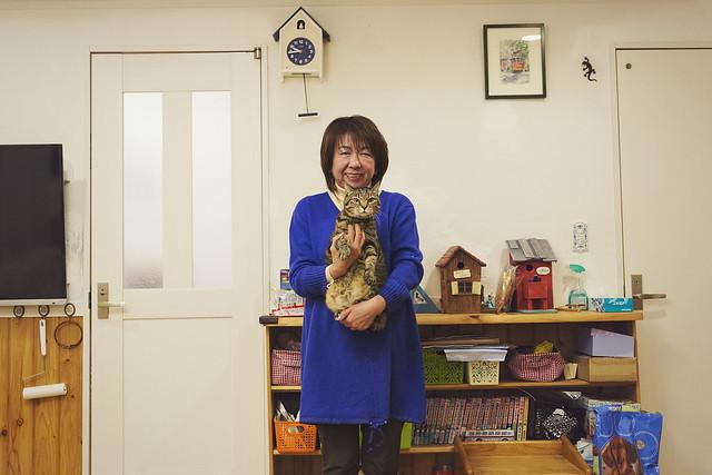 Morita Mayumi / Chat de tokyo 4