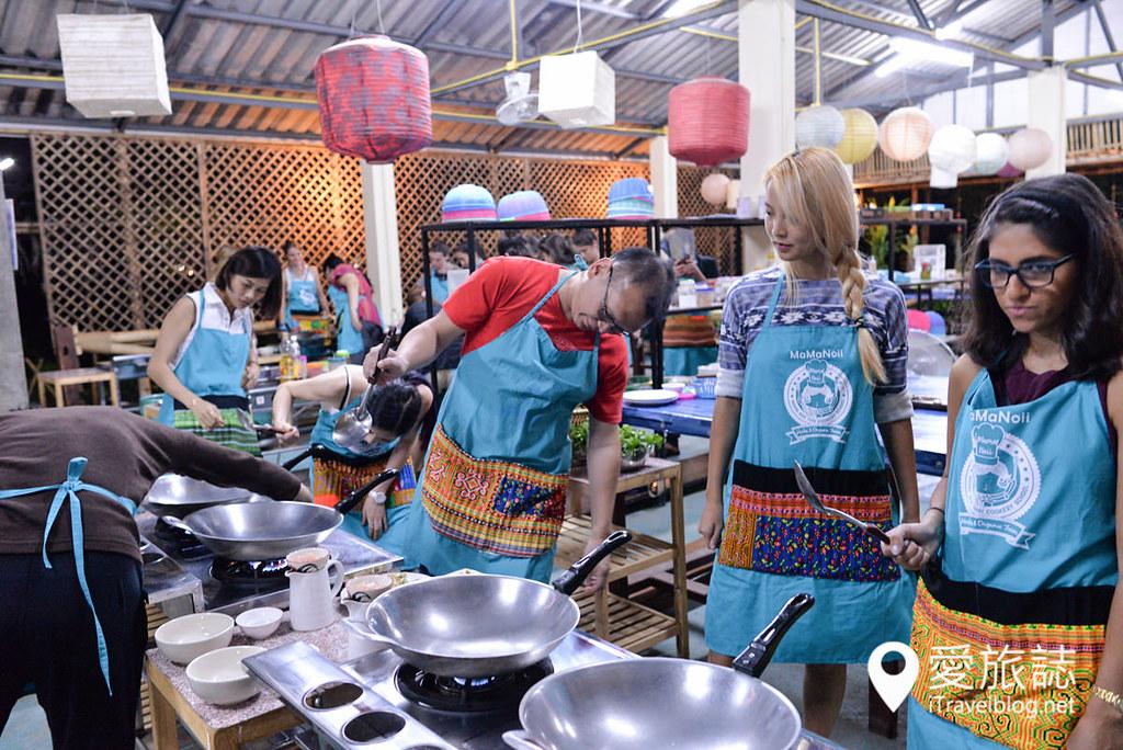 清迈泰国厨艺学校 Mama Noi Thai Cookery School (41)