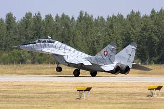 MiG-29UBS Slovakia