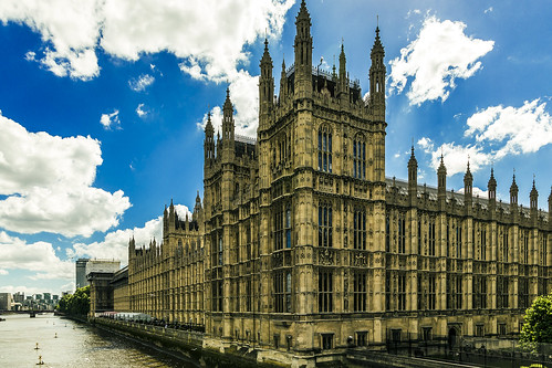 Houses of Parliament, London | by Arutemu