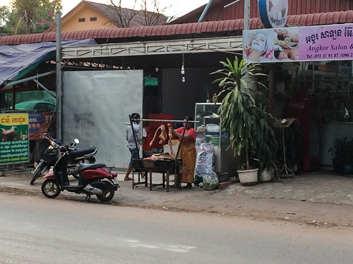 Siem Reap: mmmh de la viande