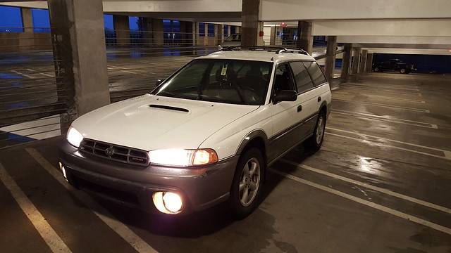 1999 Legacy Outback