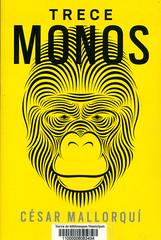César Mallorquí, Trece monos