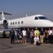 ZS-VIP Gulfstream III