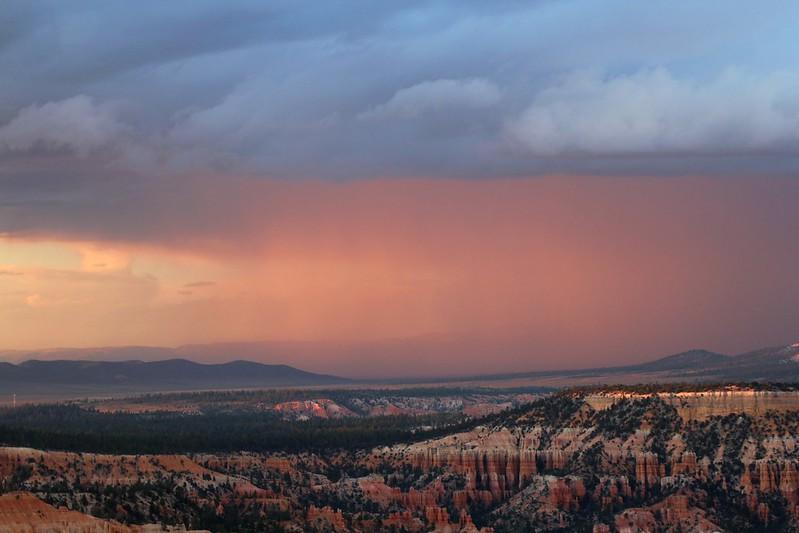 Sunset Rain