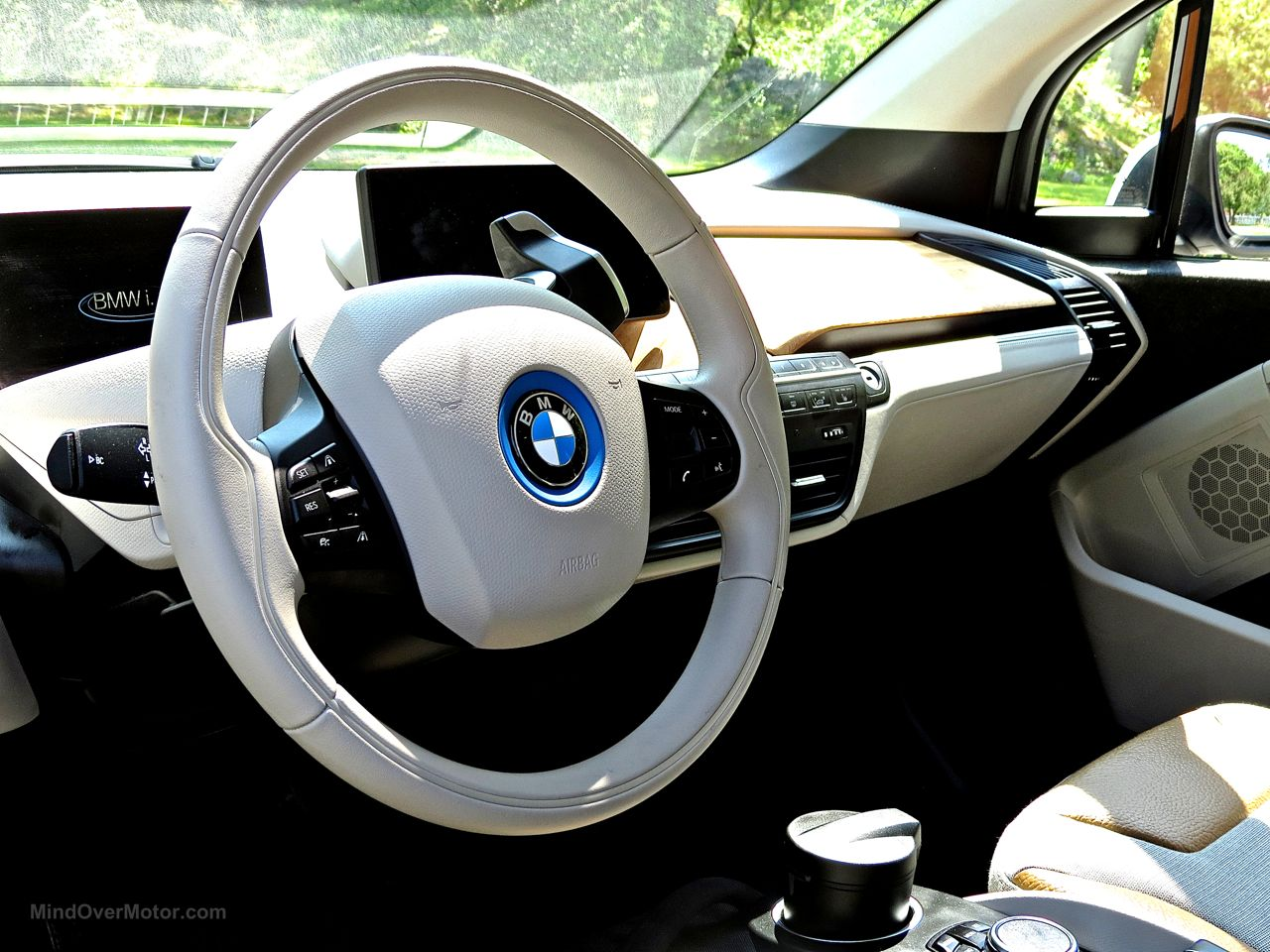 BMW i3 Electric Car Review 11