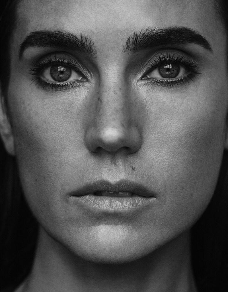 Дженнифер Коннелли — Фотосессия для «Grazia» FR 2015 – 5