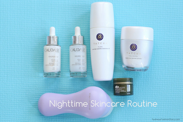 NighttimeSkincareRoutine_SydneysFashionDiary