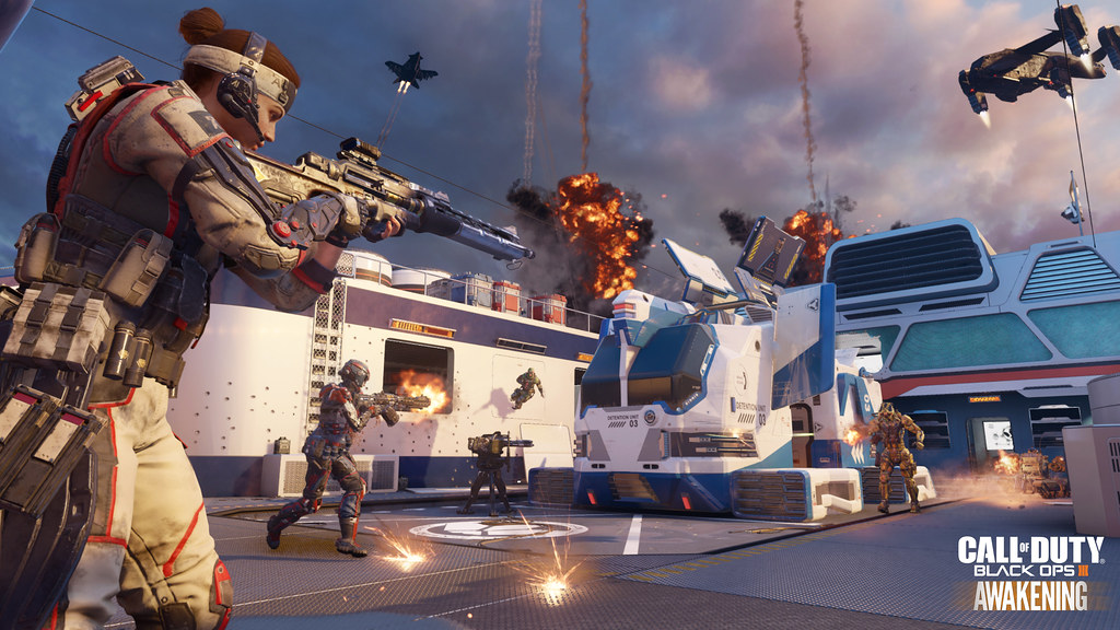 Call of Duty Black Ops 3: Awakening on PS4