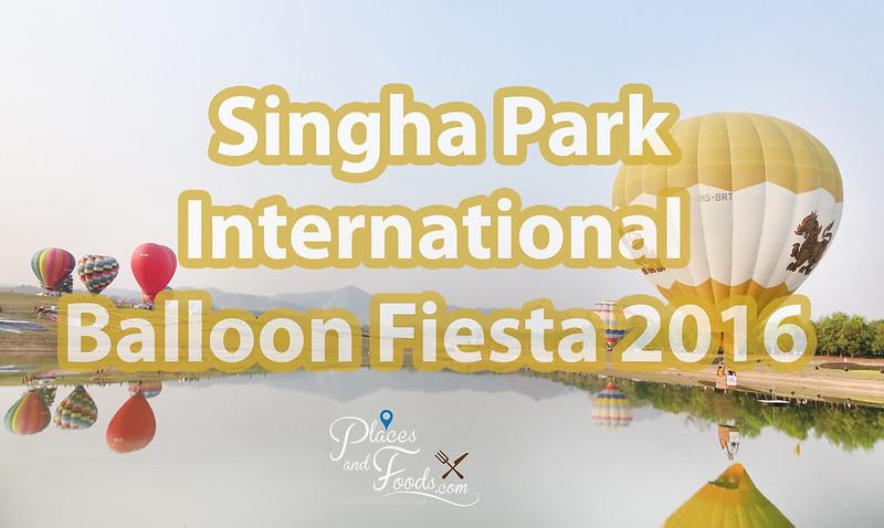 singha park balloon fiesta 2016