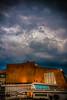 Robert Emmerich - 67 HDR Berliner Philharmonie during sunset in Berlin - Germany