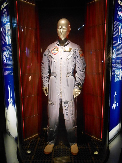 Sally Ride Flight Suit by Christopher Erickson