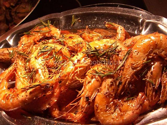 Crevettes Fleur de Sel & Huile de Sésame © Ana Luthi Tous droits réservés 03