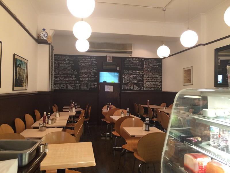 Little Portland Cafe