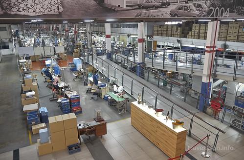 【写真】2015 : ロイヤル・セランゴール工場/2015-12-13/PICT6508