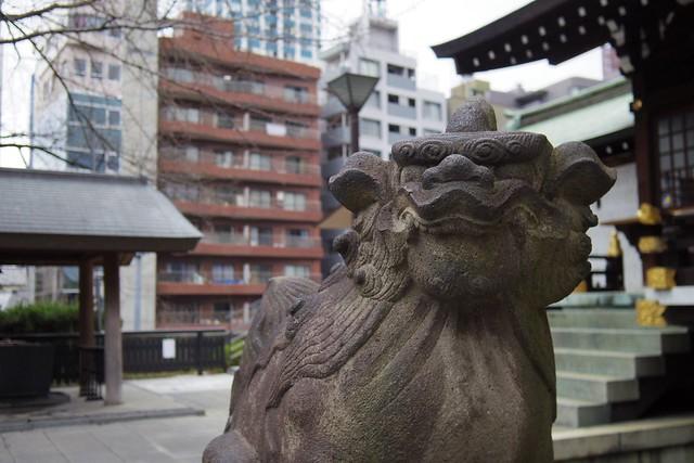 2016年3月13日新宿中央公園-0