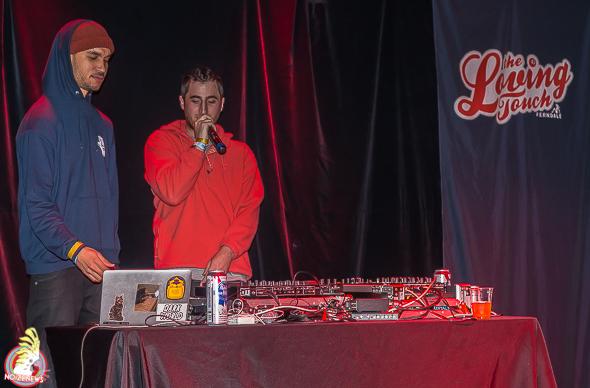 ZelooperZ record release party in Ferndale, MI