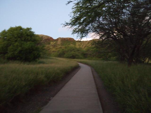 PB300678 ダイヤモンドヘッド(Diamond Head State Monument) hawaii ハワイ ひめごと ヒメゴト