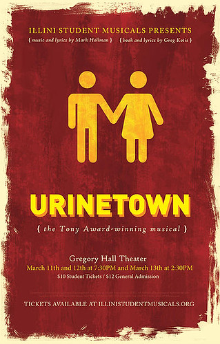 Poster for Urinetown