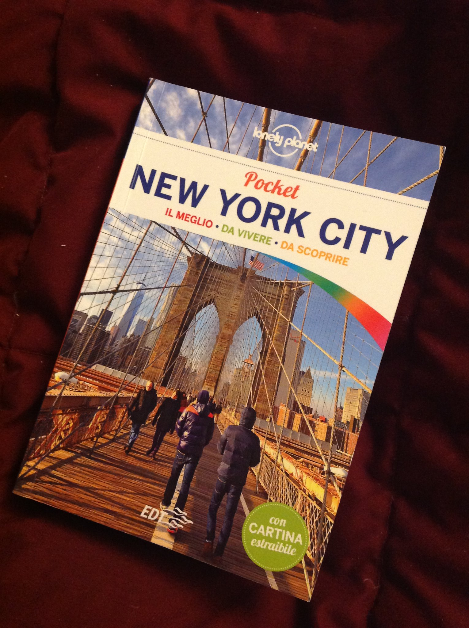 Lonely Planet, New York