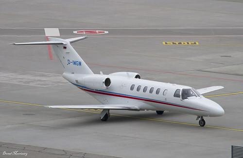 C25A - Cessna 525A CitationJet CJ2