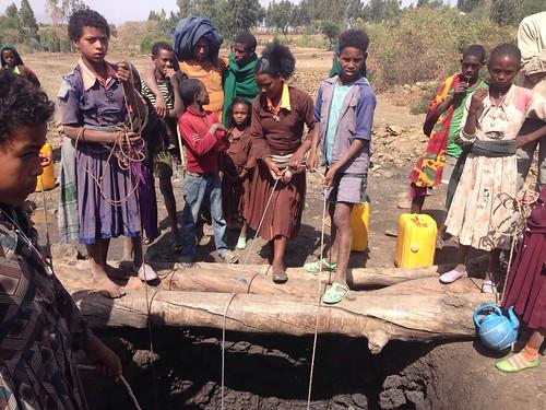 La siccità che asseta l'Etiopia