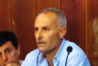 Noicattaro. Il presidente di OP Terra & Natura Vito Pavone front