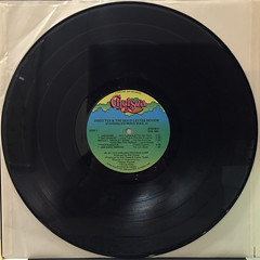 DISCO-TEX & HIS SEX-O-LETTERS:DISCO-TEX & HIS SEX-O-LETTERS(RECORD SIDE-A)