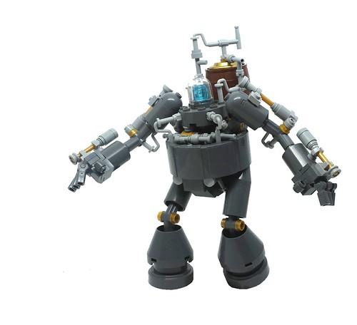 Mk IV Automaton