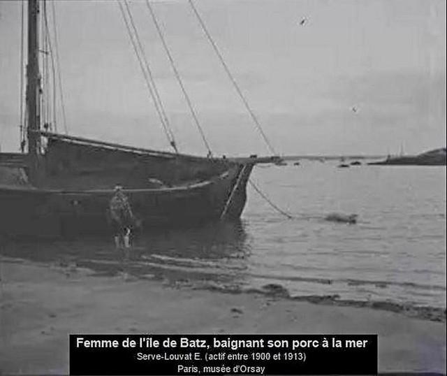 Roscoff - St Pol - Ile de Batz