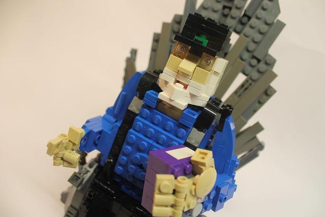 LEGO George RR Martin