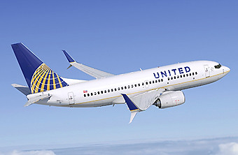 United Airlines New Boeing 737-700s