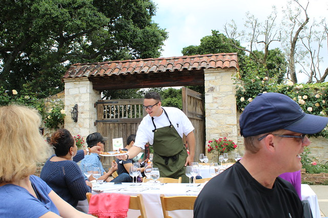 Cooking Demo & Lunch at Holman Ranch