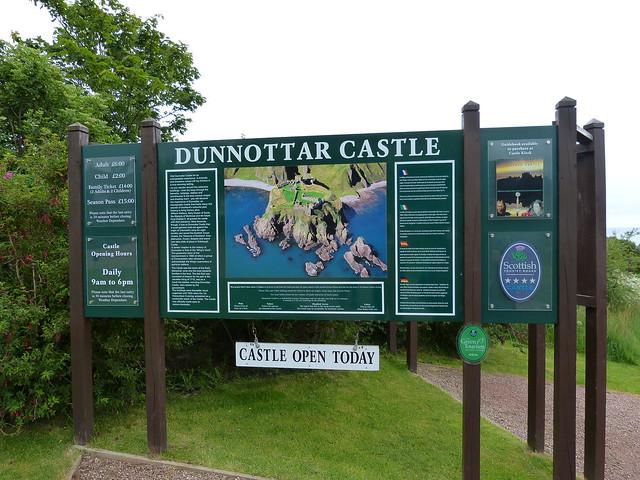 2015 Schottland - Dunnottar Castle