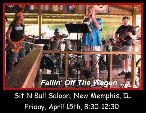 Fallin' Off The Wagon 4-15-16