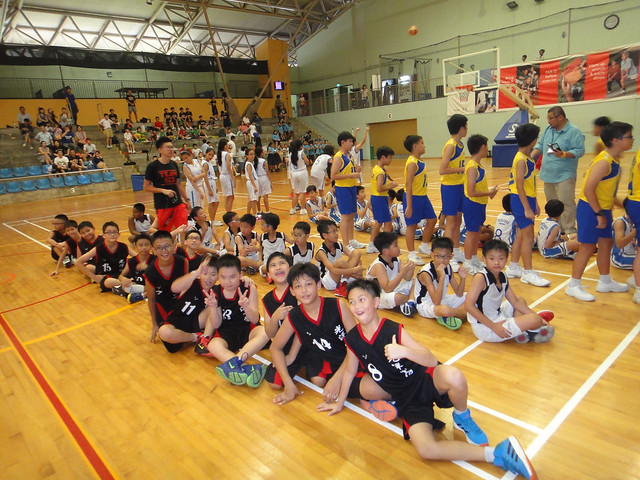 2016.03.07 South Zone Junior Boys Basketball Competition