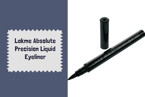 Lakme Absolute Eyeliner - Lakme Absolute Precisions Liquid Eyeliner price