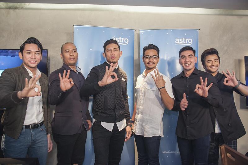 Hbo Sentral Musim Ke-3 - Akhmal Nazri, Faizal Ismail, Nabil Ahmad, Syafiq Kyle, Sabhi Saddi, Dafi 02