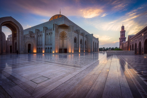 mosque oman qaboos muscat mascate mascat sultanqaboos