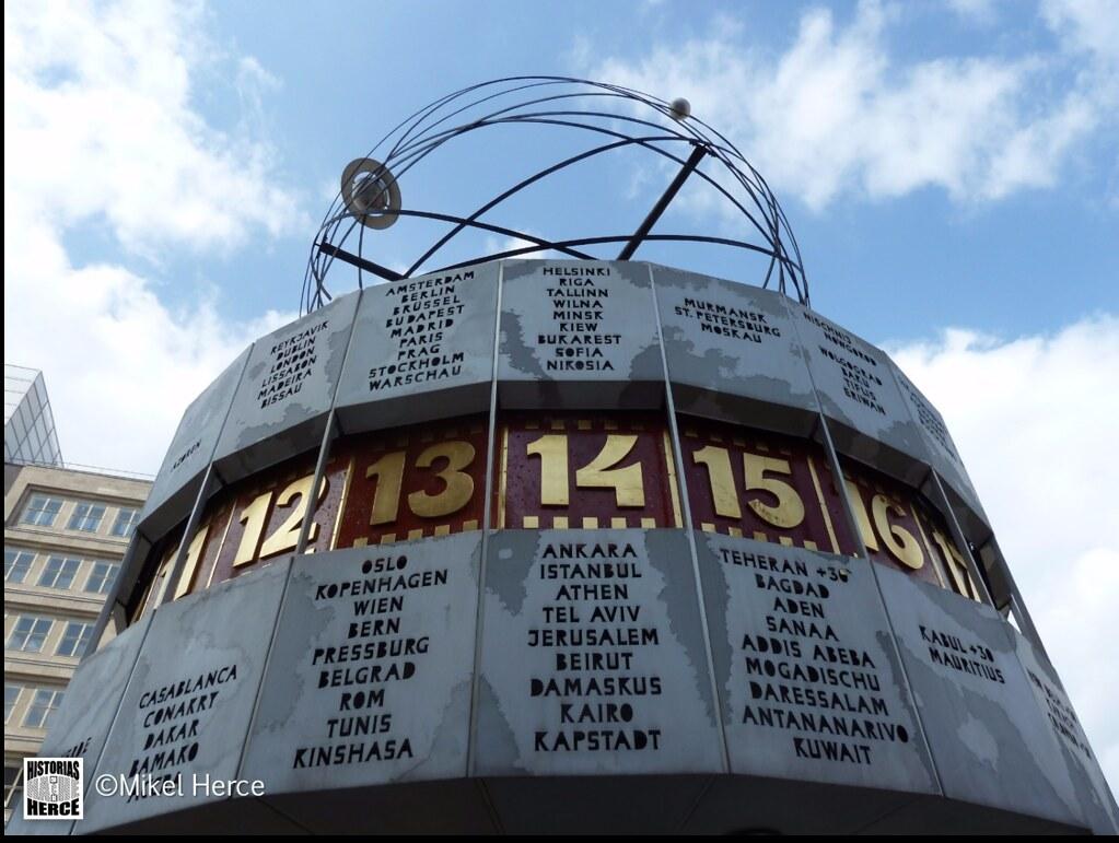 87. Reloj Mundial