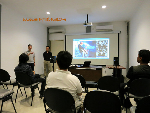 Workshop Neumann Di Chandracom