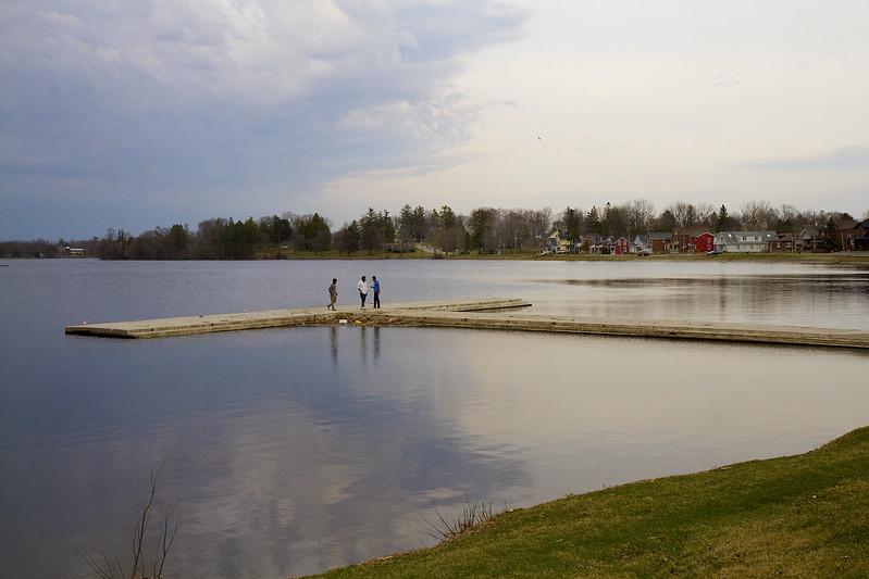 little lake dock