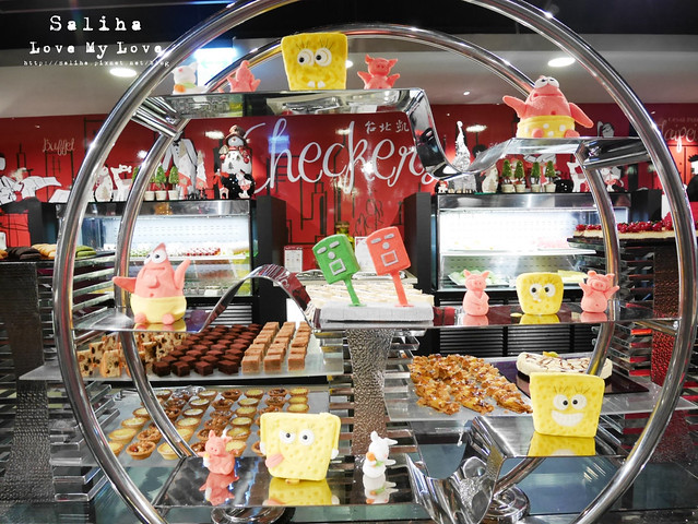 台北車站飯店午餐晚餐下午茶吃到飽凱薩飯店 (7)