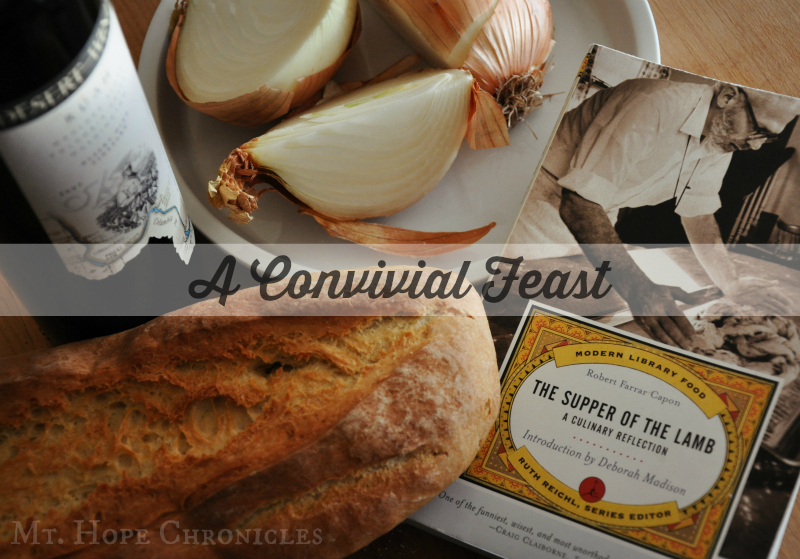 A Convivial Feast @ Mt. Hope Chronicles