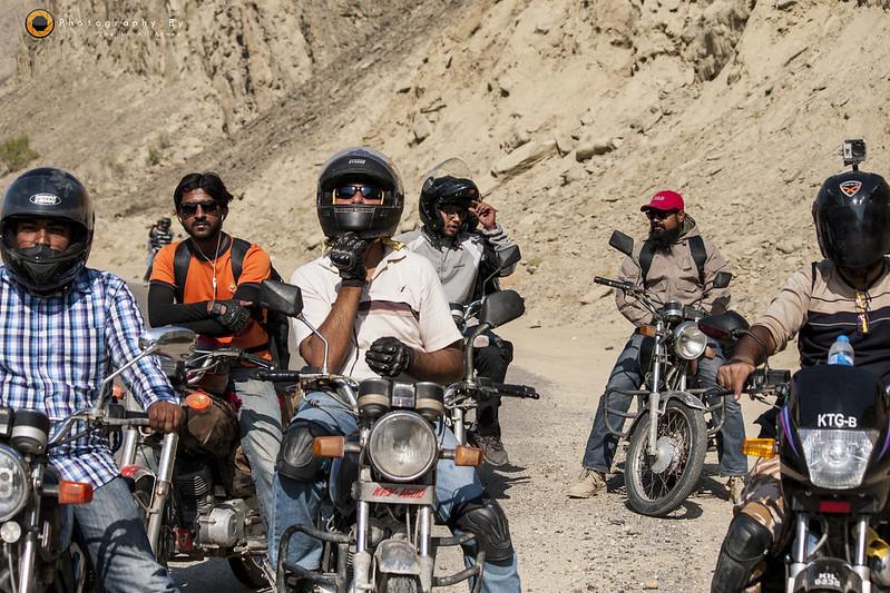 Trip to Cave City (Gondhrani) & Shirin Farhad Shrine (Awaran Road) on Bikes - 23558735273 a45edfc594 c