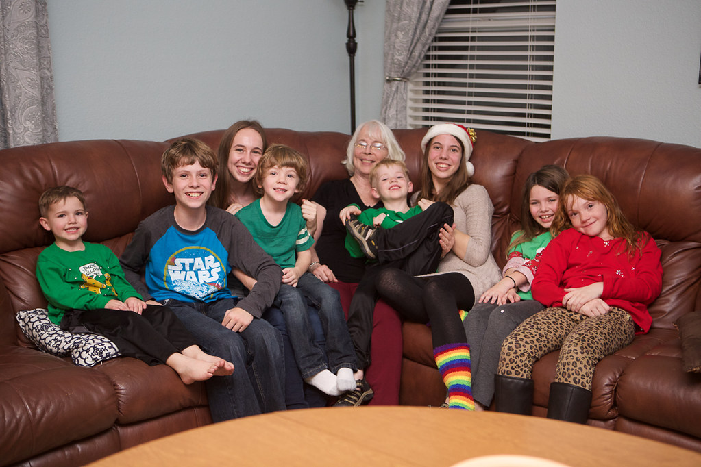 Cousins-and-Grandma