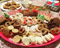 Epic Christmas cookie spread! #cookieexchange#cookies#christmascookies#sweets#marzipan#sweettooth#yummy#drool#food#foodporn#holiday#holidays#instacool#instagood#instadaily#instamood#instalike#instasize#instalove#instafood#photooftheday